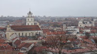 Vilnius - the 15th century capital of Europe's largest state