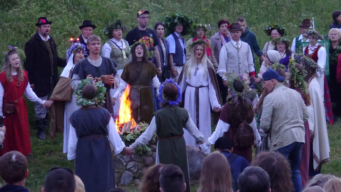 Pagan-Rooted Holidays of Lithuania « True Lithuania