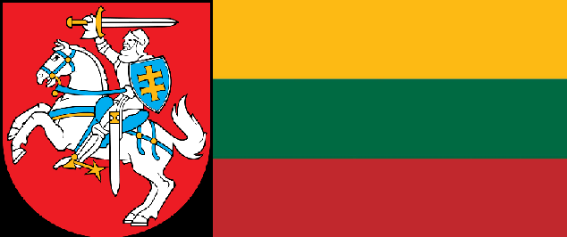 Symbols Of Lithuania Anthem Flag Coat Of Arms True Lithuania