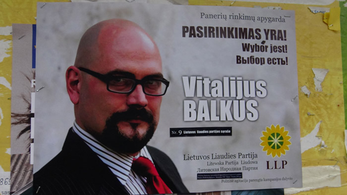 Politics and Law of Lithuania   True Lithuania