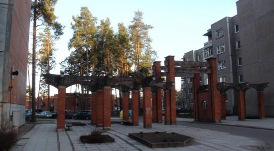 Visaginas Soviet town