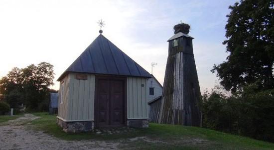 Žemaičių Kalvarija in Samogitia