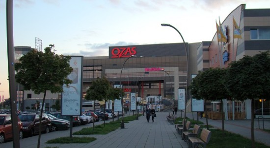 Ozas mall