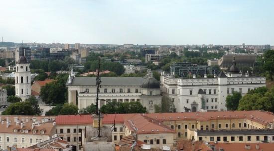 St. John Belfry panorama