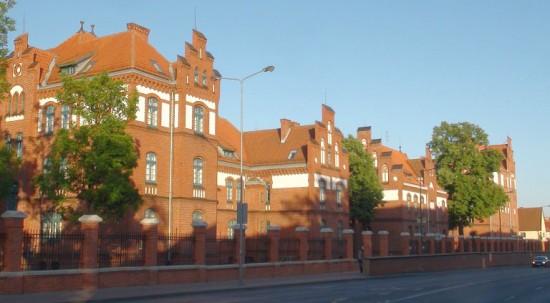 Klaipėda University main campus