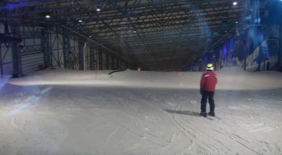 Druskininkai indoor ski slope