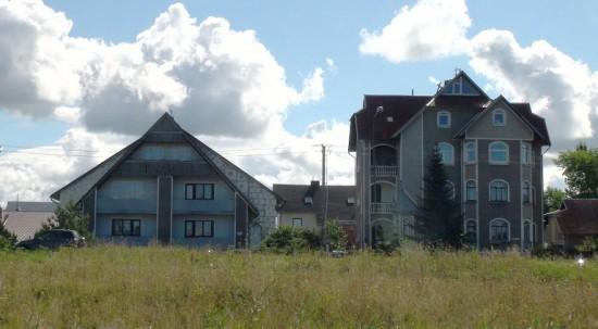 1990s suburbs of Klaipėda