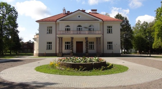 Smetona manor in Užulėnis