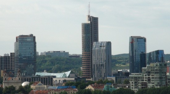 New City Center of Vilnius