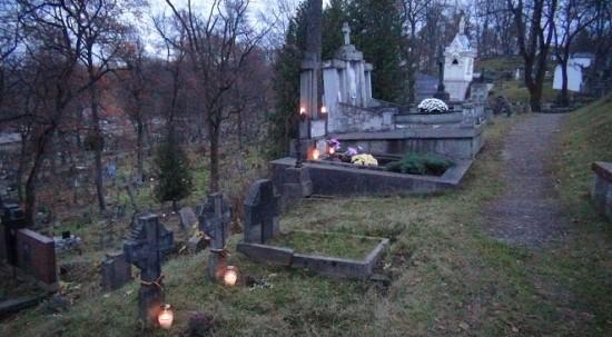 Rasos cemetery in Vilnius