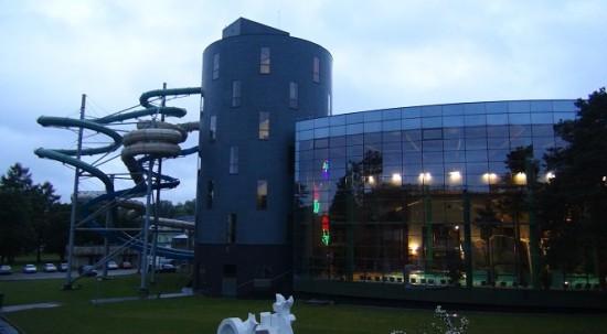 Druskininkai Indoor Water Theme Park