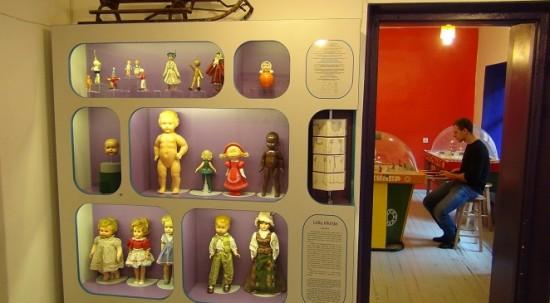 Toy Museum in Vilnius