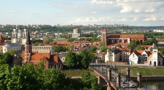 Panorama of the Old Town