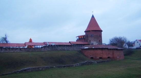 Kaunas Medieval castle