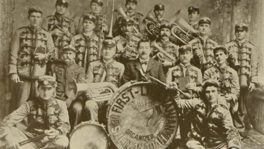 Shenandoah Lithuanian orchestra